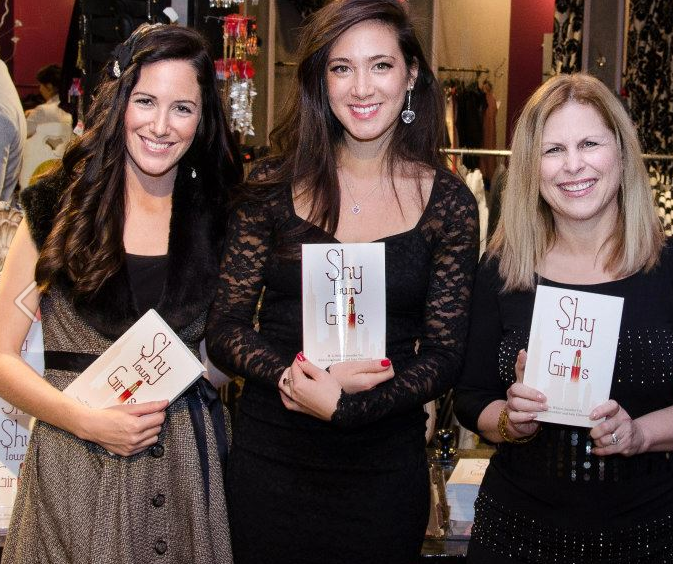Shy Town Girls Launch Party