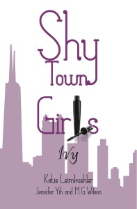 Shy Town Girls Cover -High Res Cover