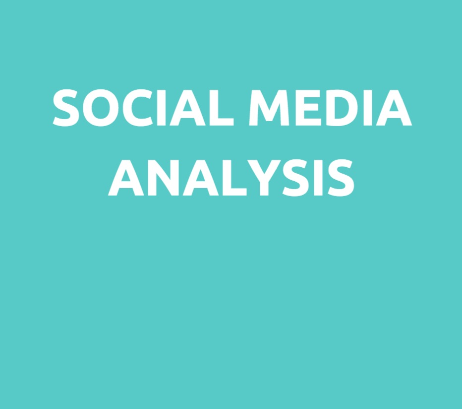Evaluate your social media & learn how to improve it.