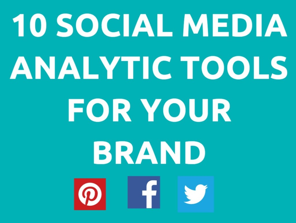 social meda analytic tools